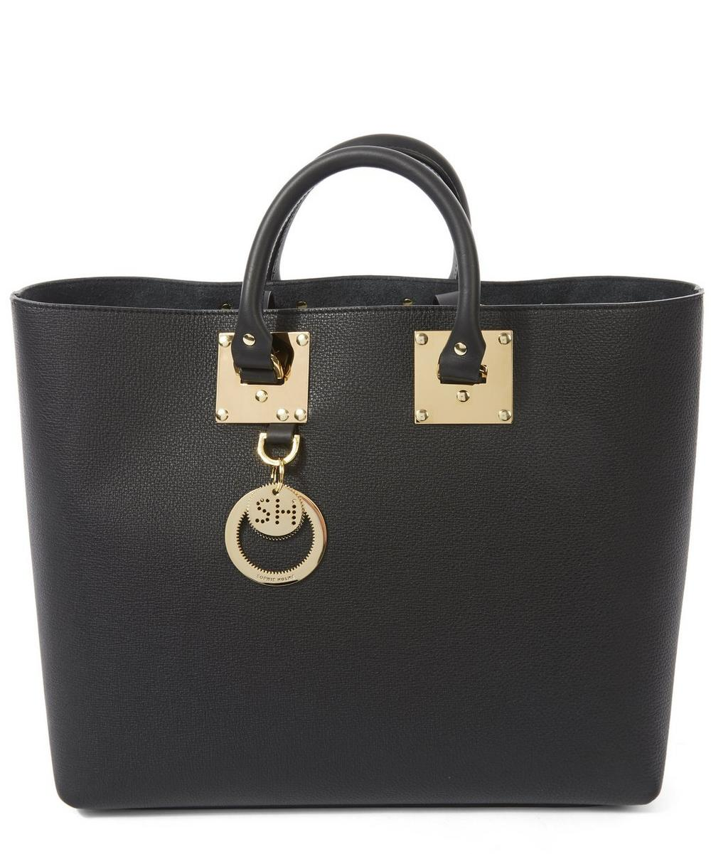 Sophie Hulme Cromwell East West Tote Bag