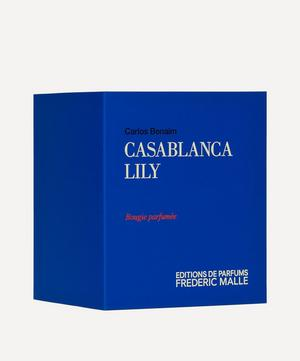 Casablanca Lily Candle 220g