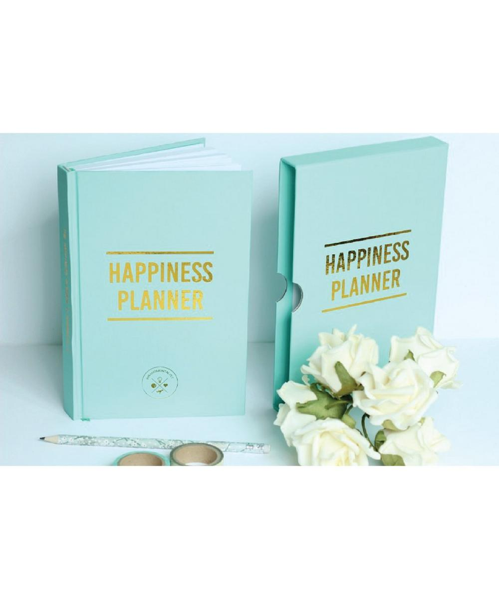 100 Day Happiness Planner
