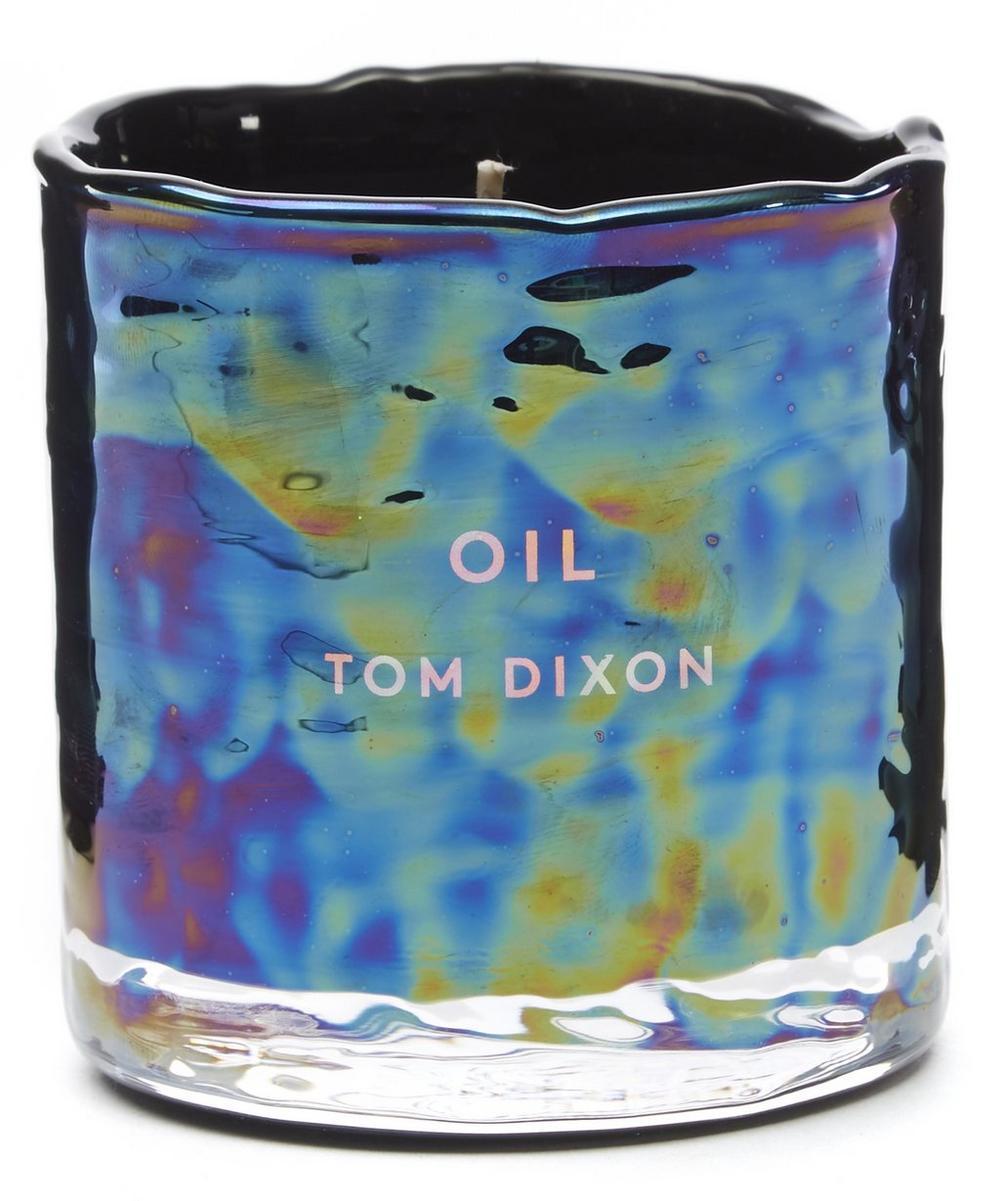 Medium Oil Candle