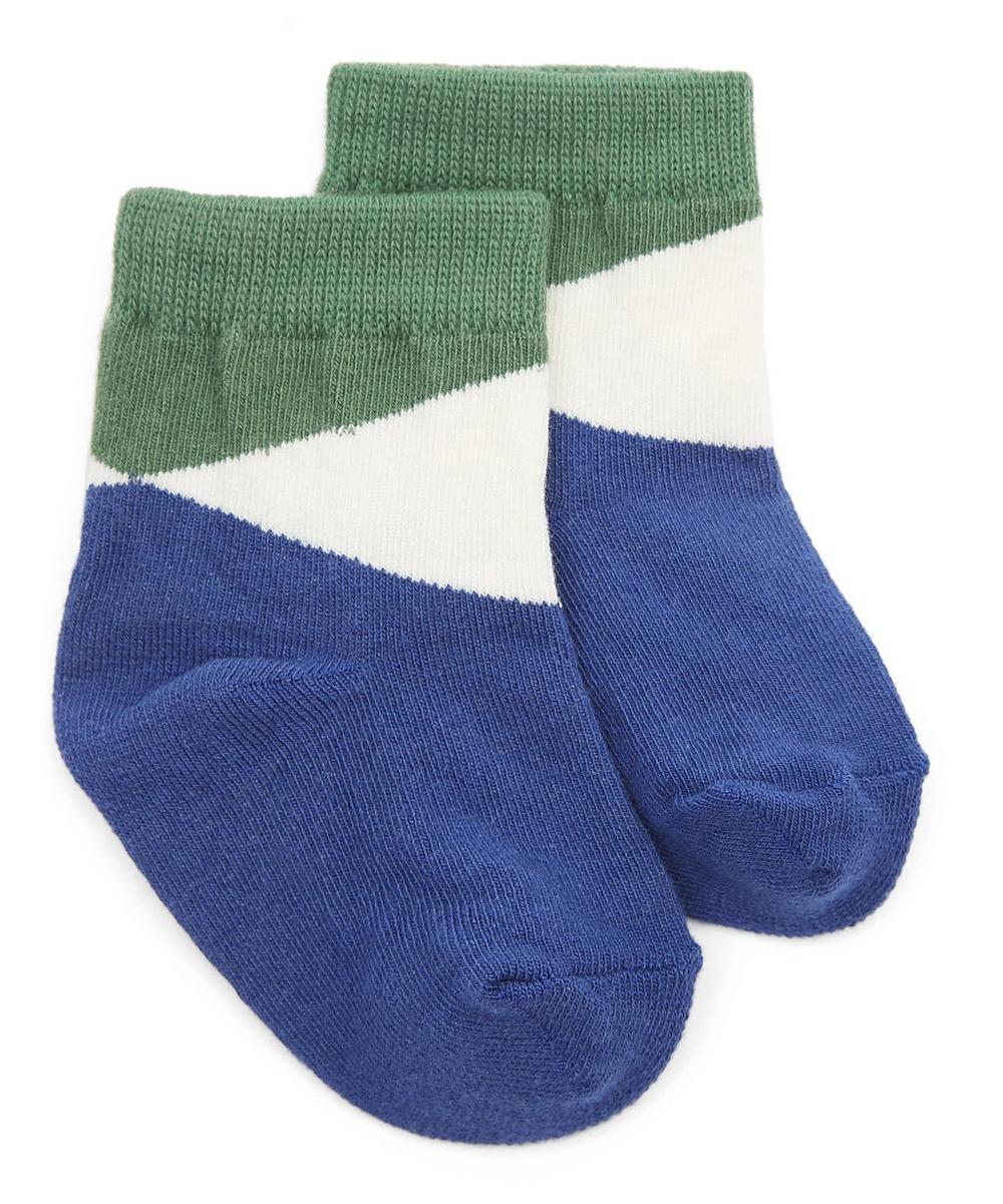 Mini Diamond Crew Socks