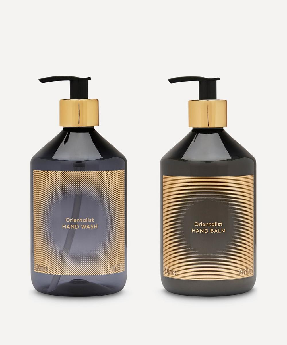 Tom Dixon Orientalist Hand Wash And Balm Set In Assorted