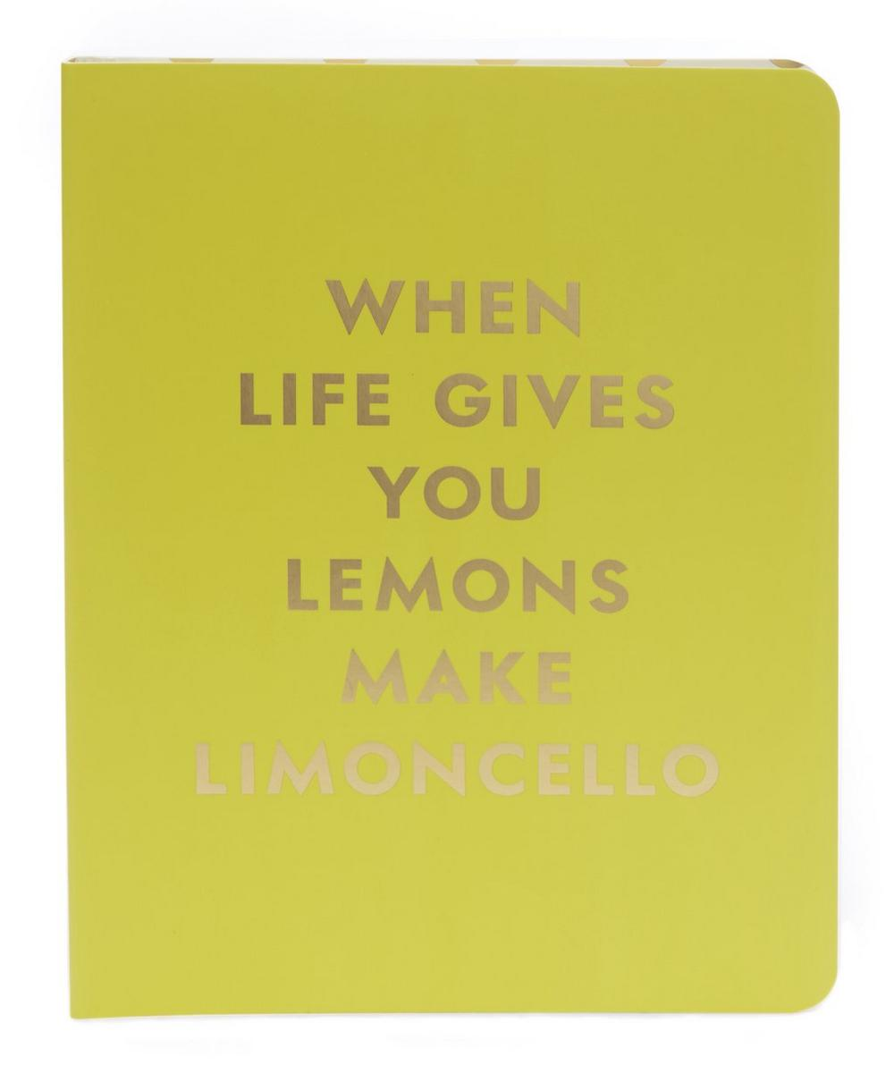 Kate Spade New York Limoncello Spiral Notebook
