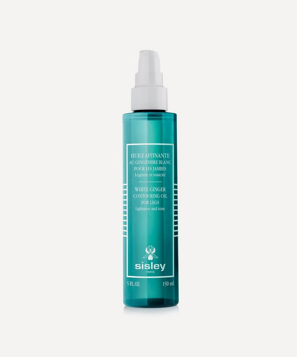 White Ginger Contouring Oil For Legs 150ml