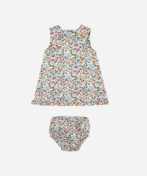 Betsy Baby Tana Lawn Cotton Wrap Dress 3 Months - 3 Years
