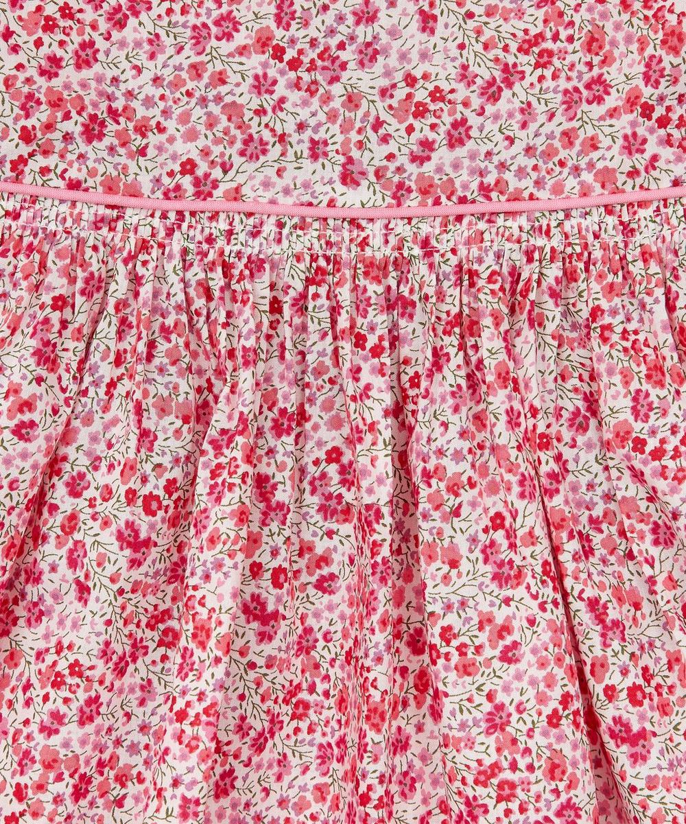 Phoebe Tana Lawn™ Cotton Short Sleeve Dress 3-24 Months