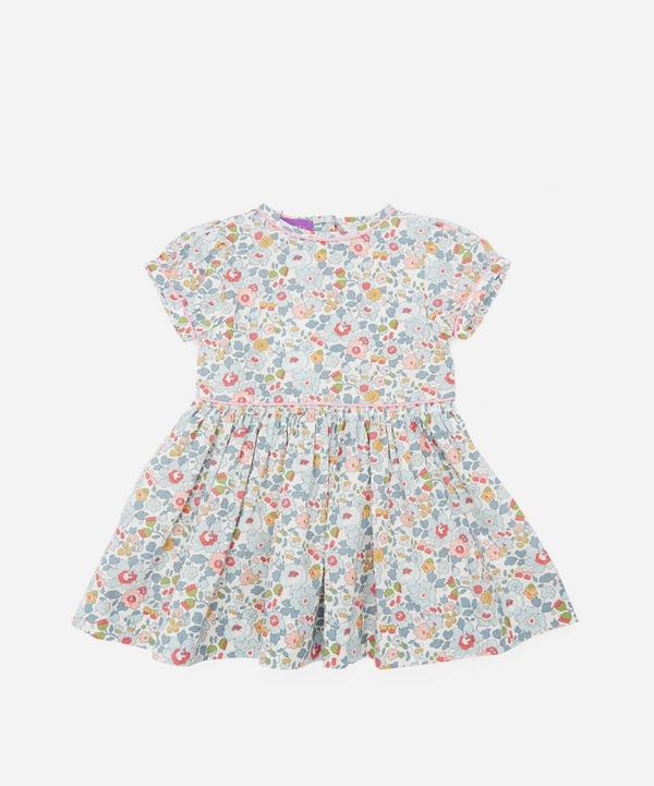 Liberty - Betsy Short Sleeved Dress 3-24 Months