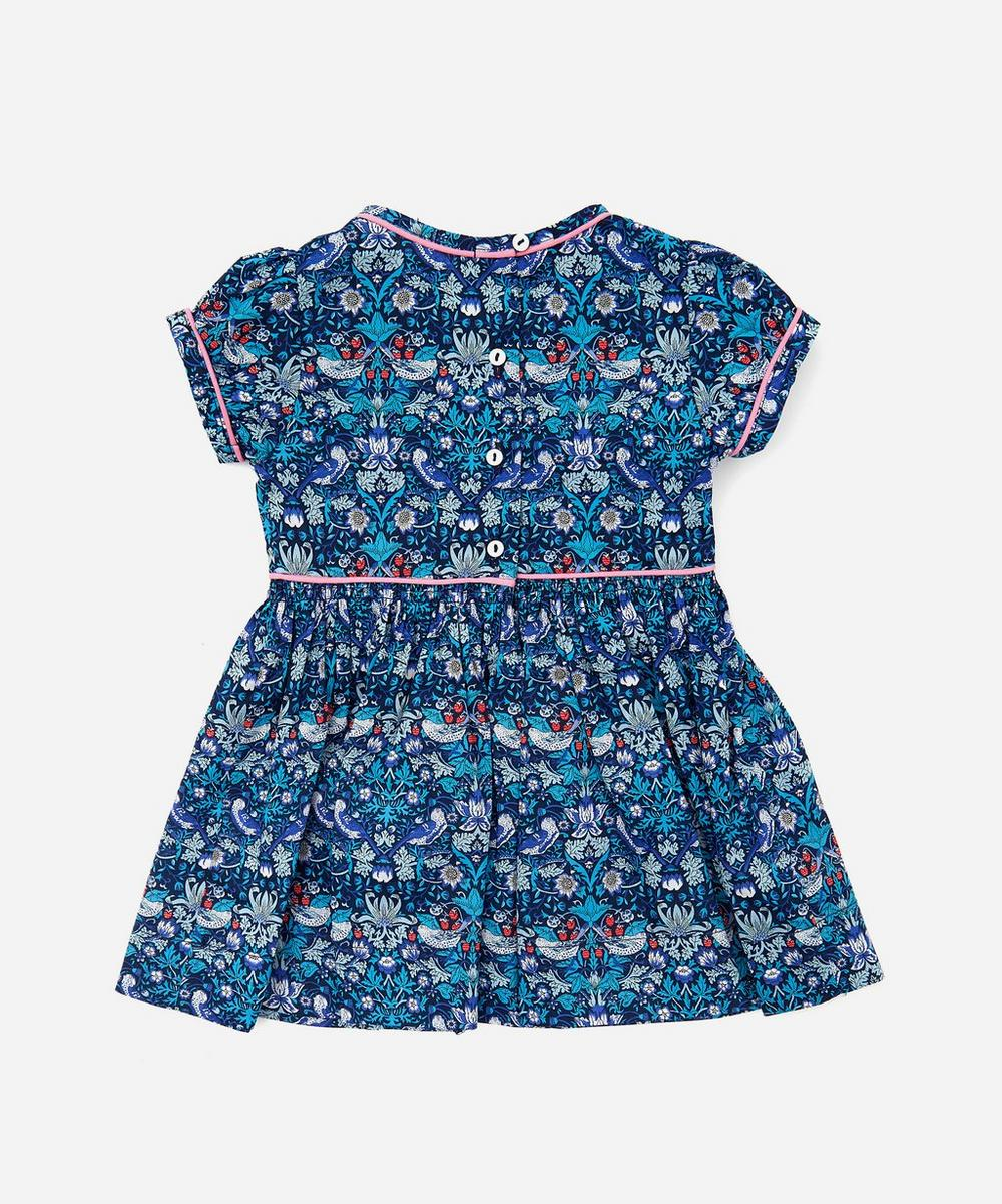 Strawberry Thief Tana Lawn Cotton Dress 3-24 Months