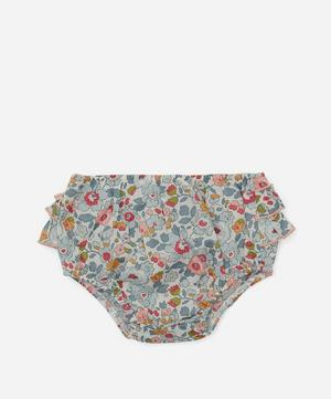Betsy Tana Lawn Cotton Bloomers 3 Months - 3 Years