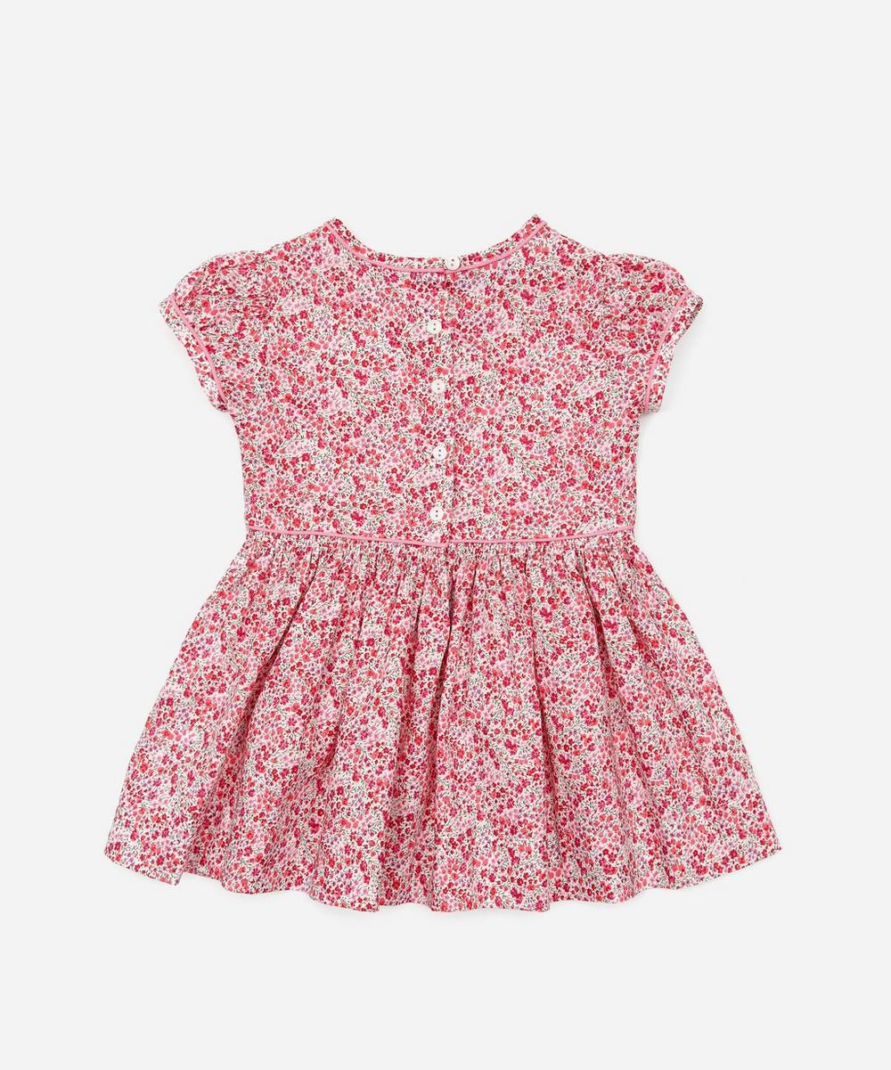 Phoebe Short Sleeve Tana Lawn Cotton Dress 2-10 Years