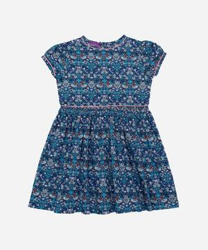 Strawberry Thief Short Sleeved Dress 2-10 Years
