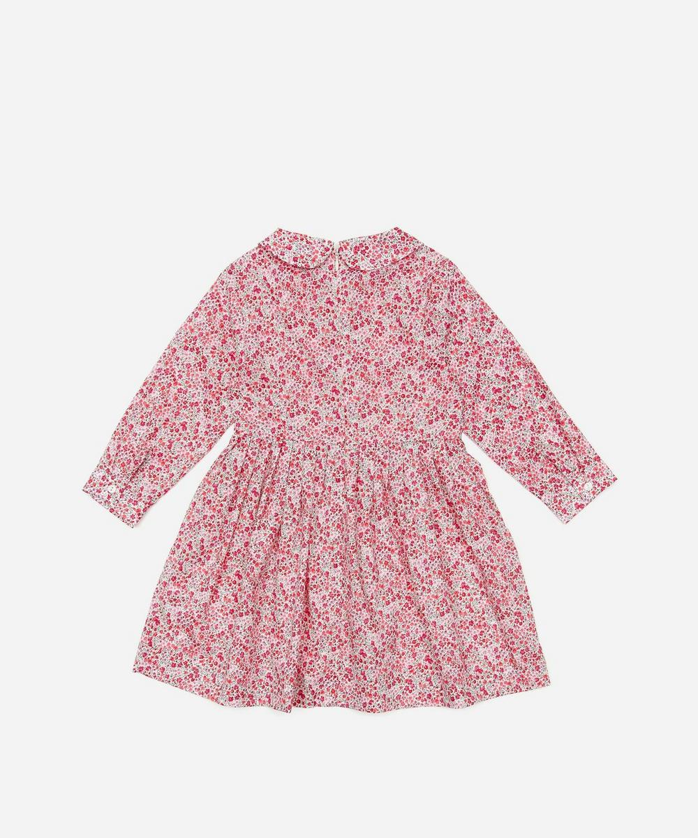 Phoebe Long Sleeve Tana Lawn Cotton Dress 2-10 Years