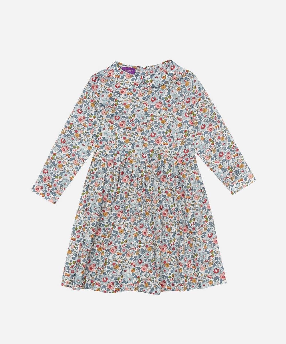Betsy Long-Sleeve Tana Lawn™ Cotton Dress 2-10 Years