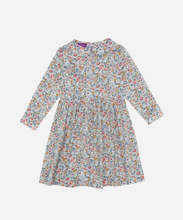 Liberty - Betsy Long Sleeved Dress 2-10 Years