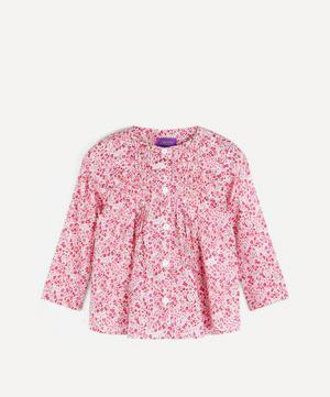 Phoebe Tana Lawn Cotton Blouse 2-6 Years