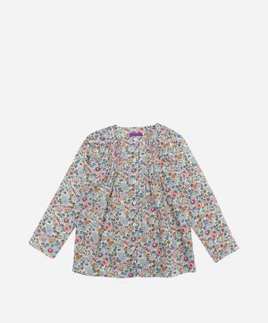 Betsy Smocked Blouse 2-6 Years
