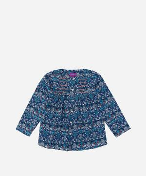 Strawberry Thief Tana Lawn™ Cotton Blouse 2-6 Years