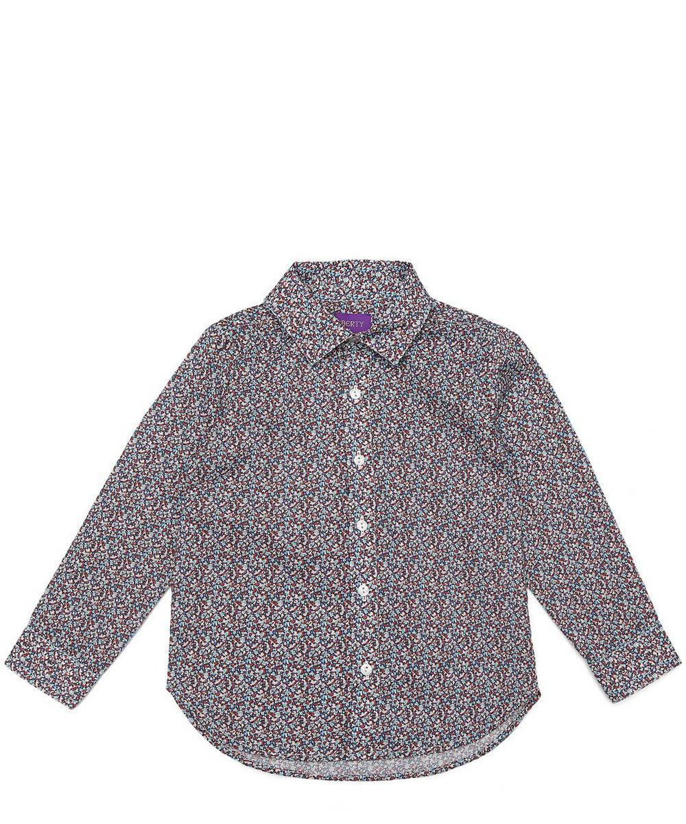 Pepper Tana Lawn Cotton Long-Sleeve Shirt 2-6 Years