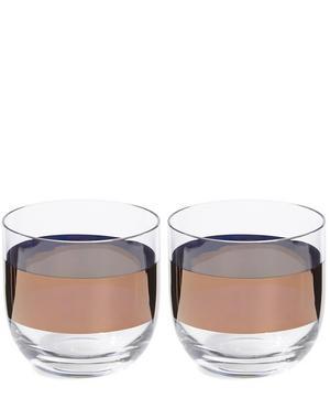 Tank Whisky Glasses Set
