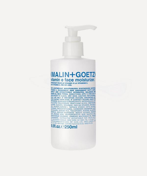 (MALIN+GOETZ) - Vitamin E Face Moisturiser 250ml