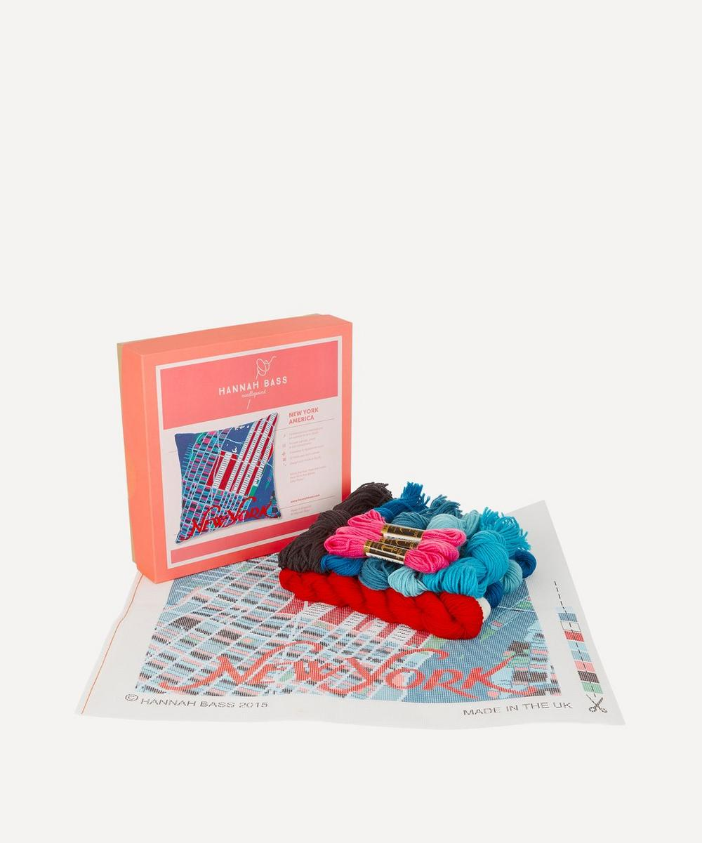 New York Needlepoint Kit