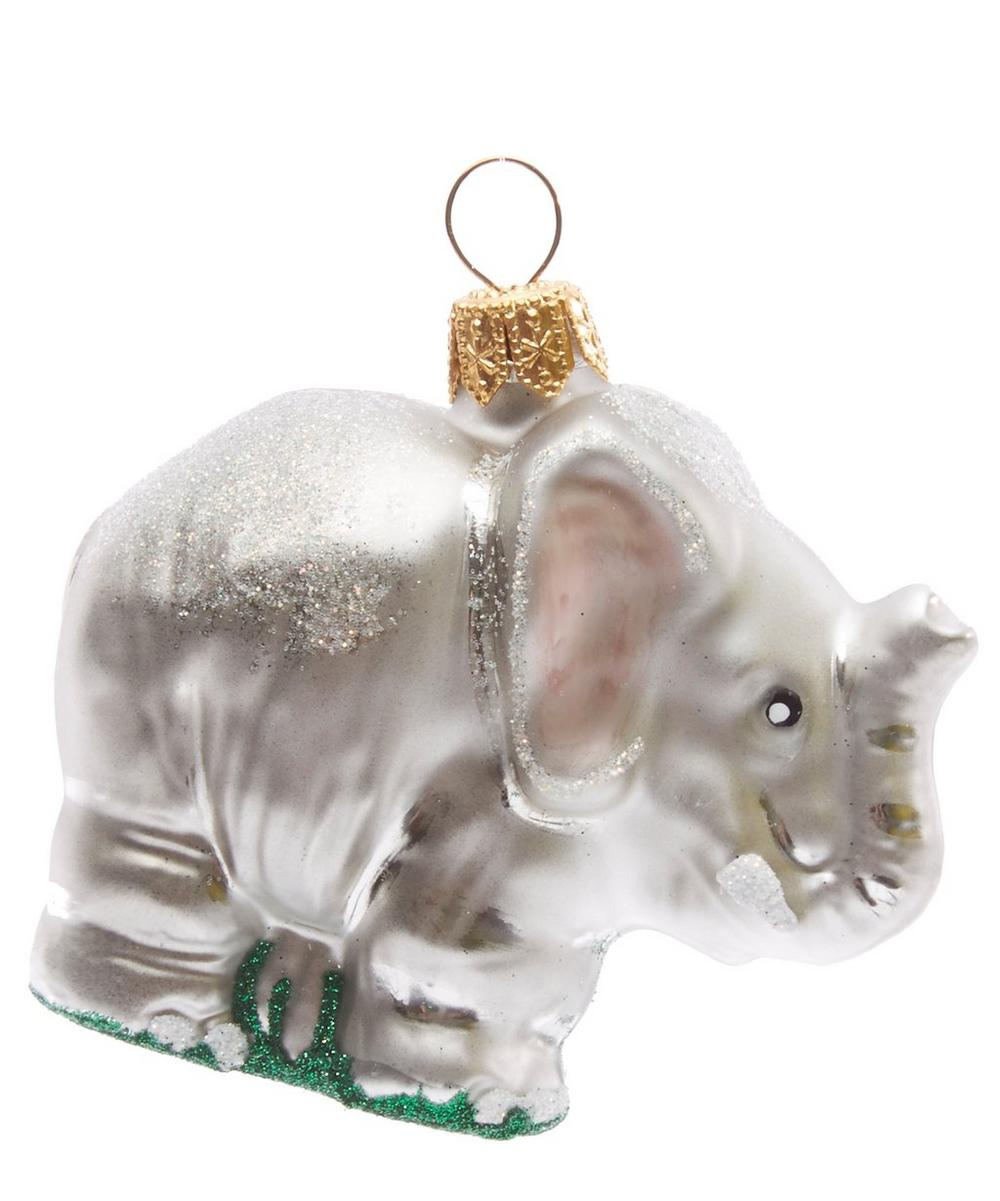 Elephant Bauble