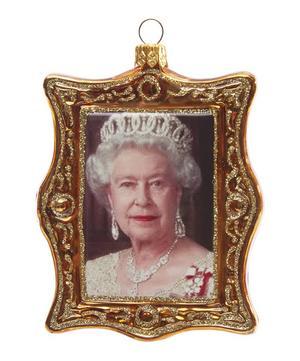 Queen Elizabeth Decoration