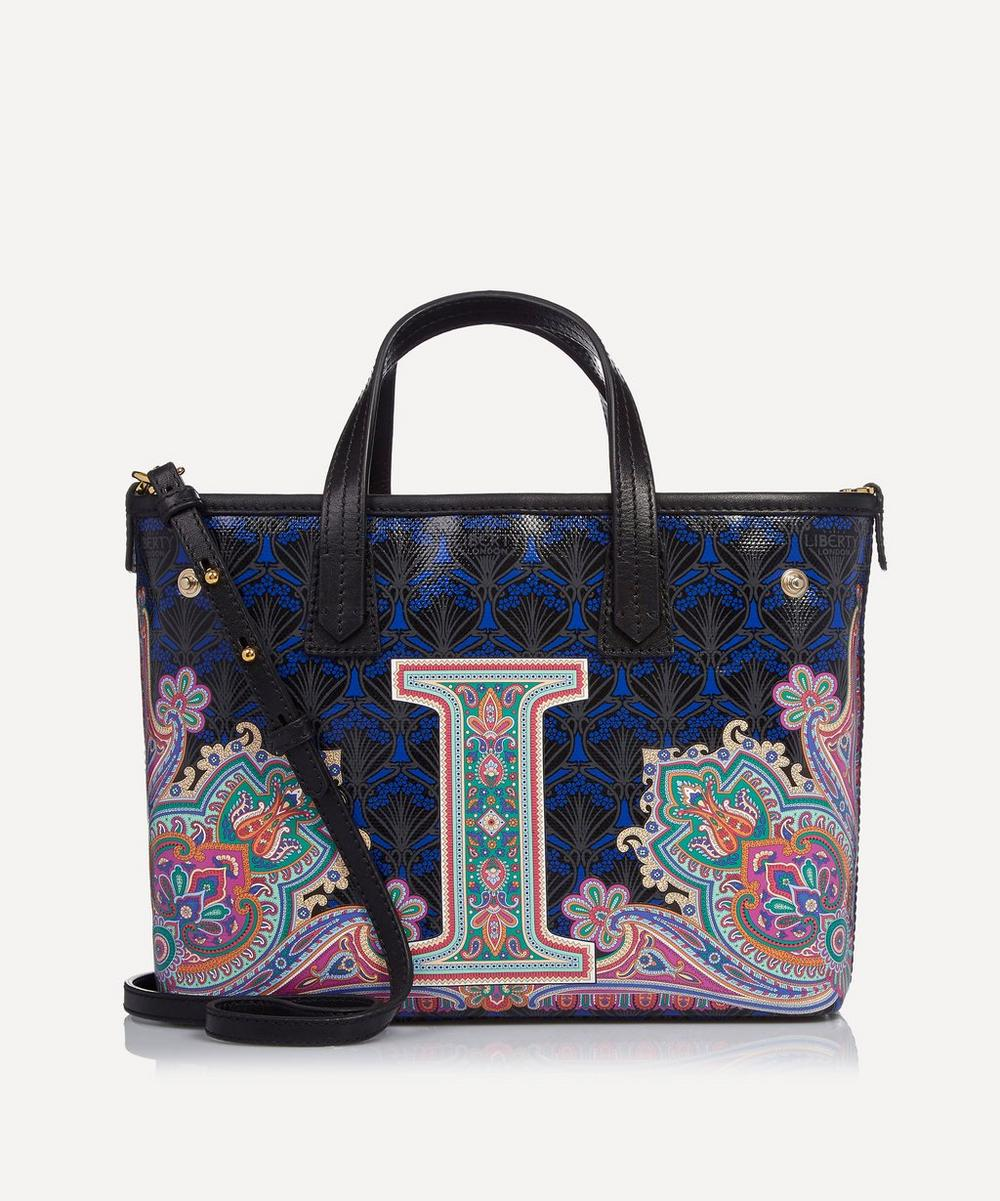 Mini Marlborough Tote Bag In I Print