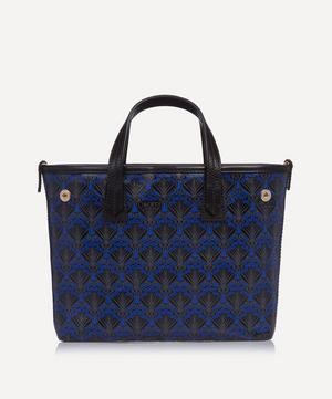 Mini Marlborough Tote Bag in P Print