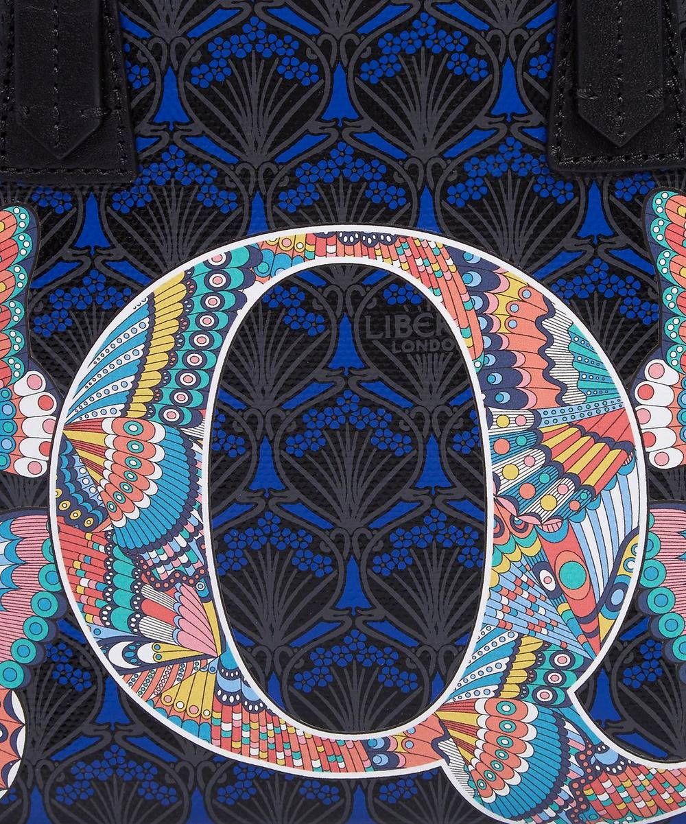Mini Marlborough Tote Bag in Q Print