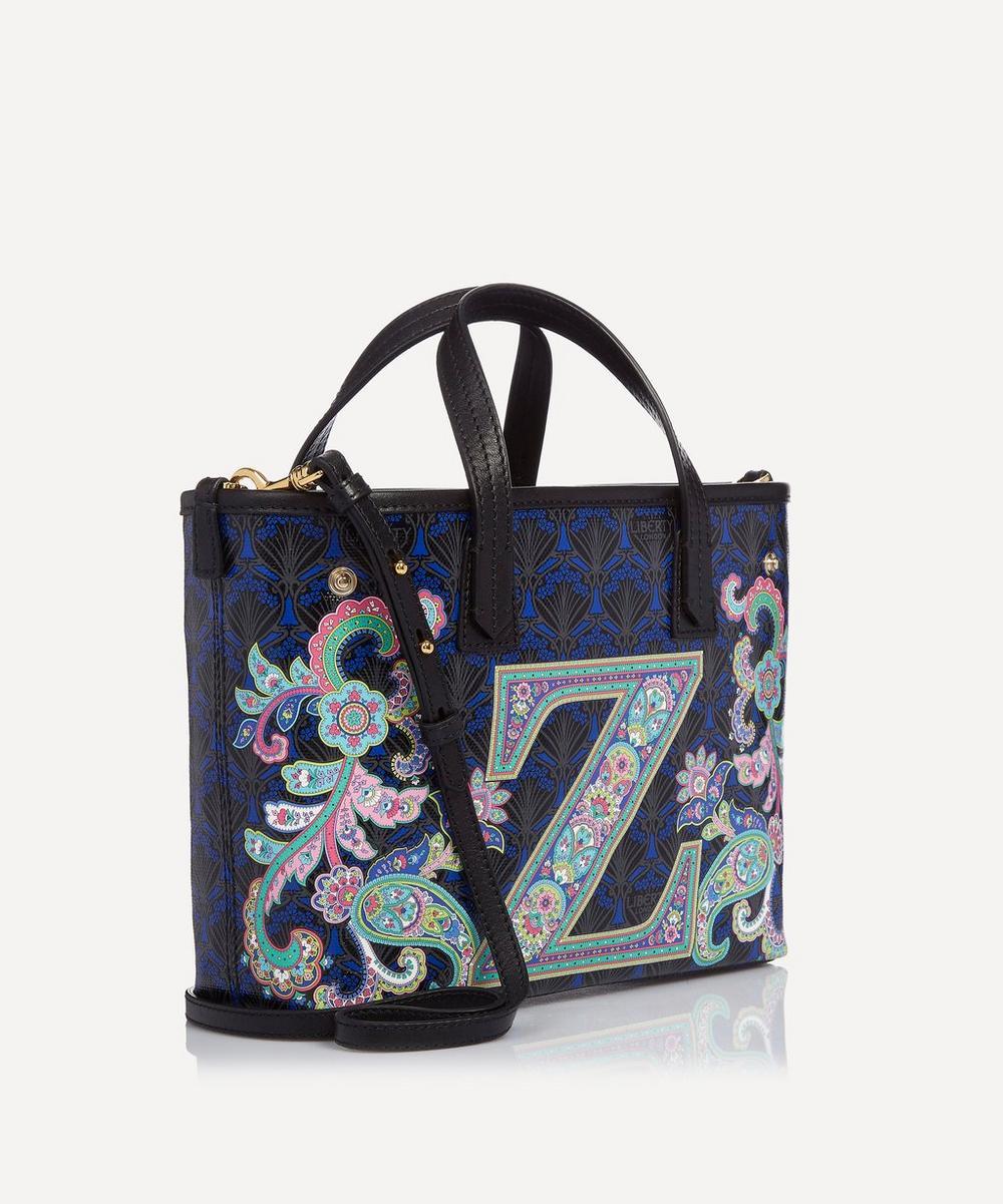 Mini Marlborough Tote Bag in Z Print