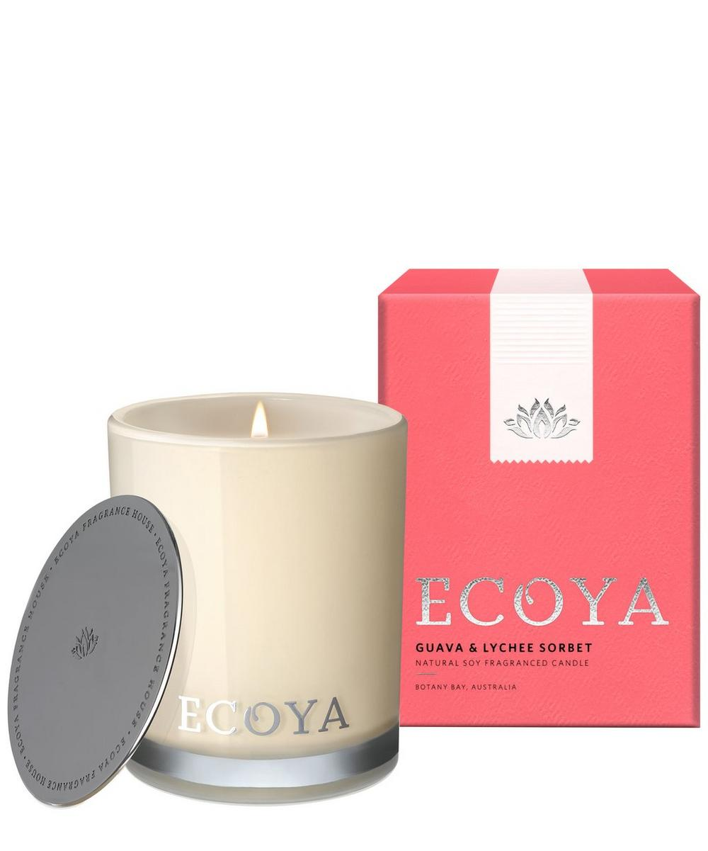 Guava & Lychee Candle 80g