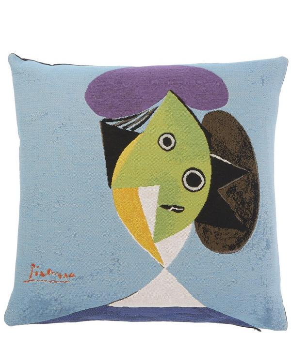 Buste de Femme 1935 Picasso Tapestry Cushion