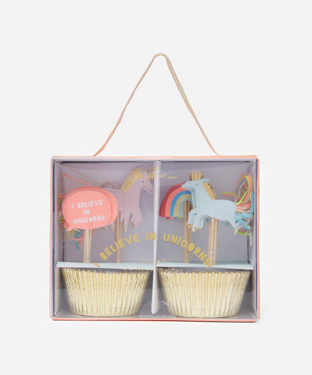Unicorn Cup Cake Kit