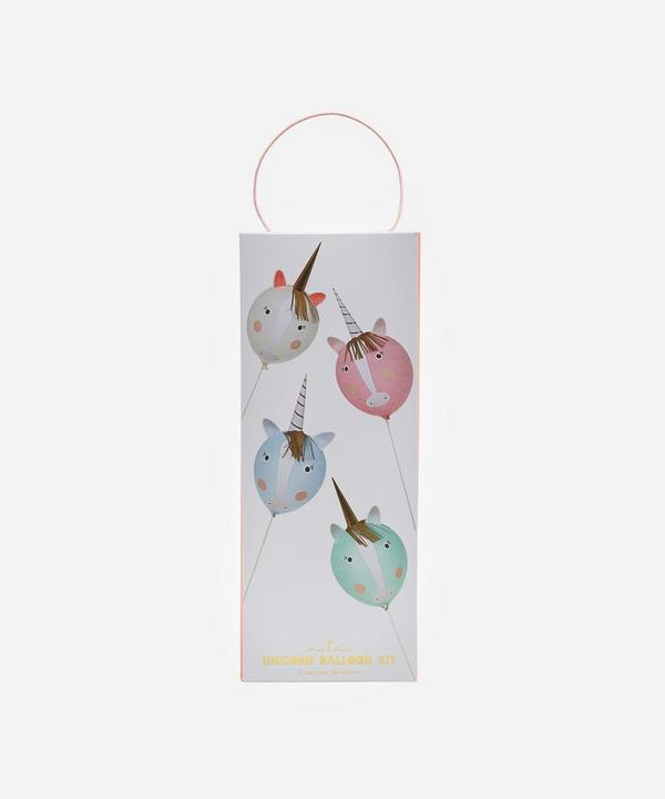 Meri Meri - Unicorn Balloon Set