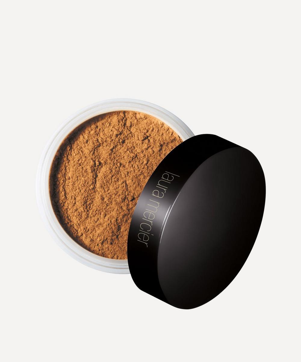 Translucent Loose Setting Powder In Medium Deep