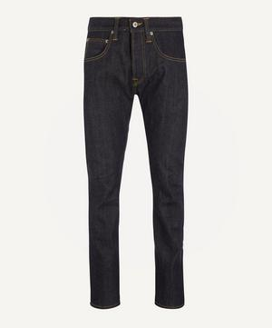 ED55 Red Selvedge Unwashed Jeans