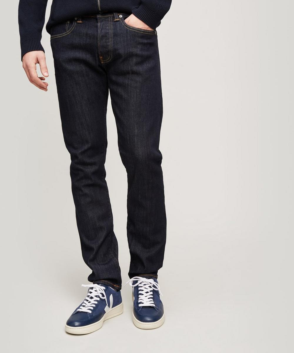 Ed-80 Red Selvedge Jeans