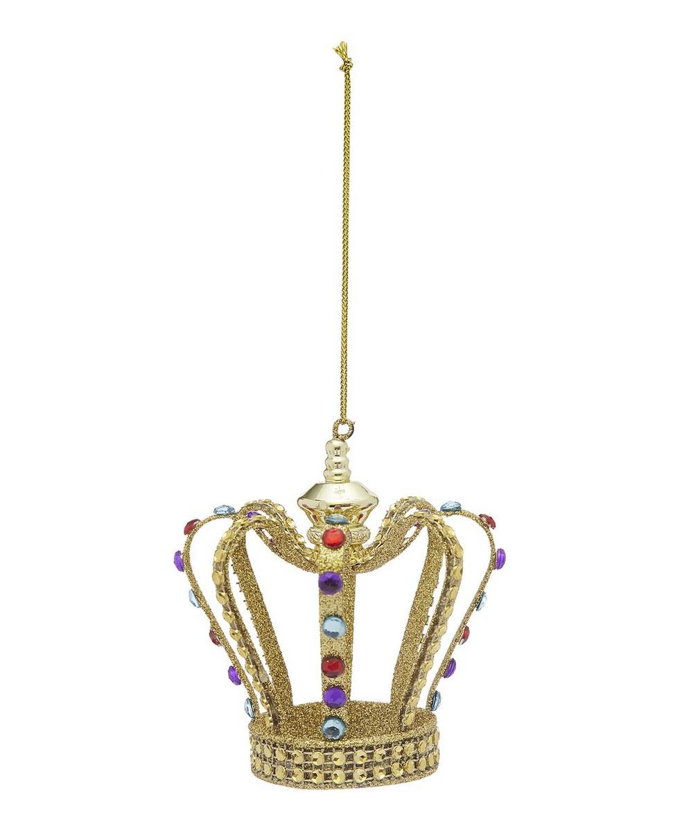 Glitter Jewelled Crown
