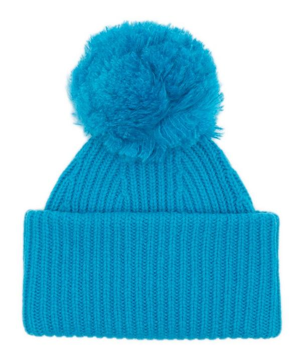 Solia Knitted Pom Pom Hat