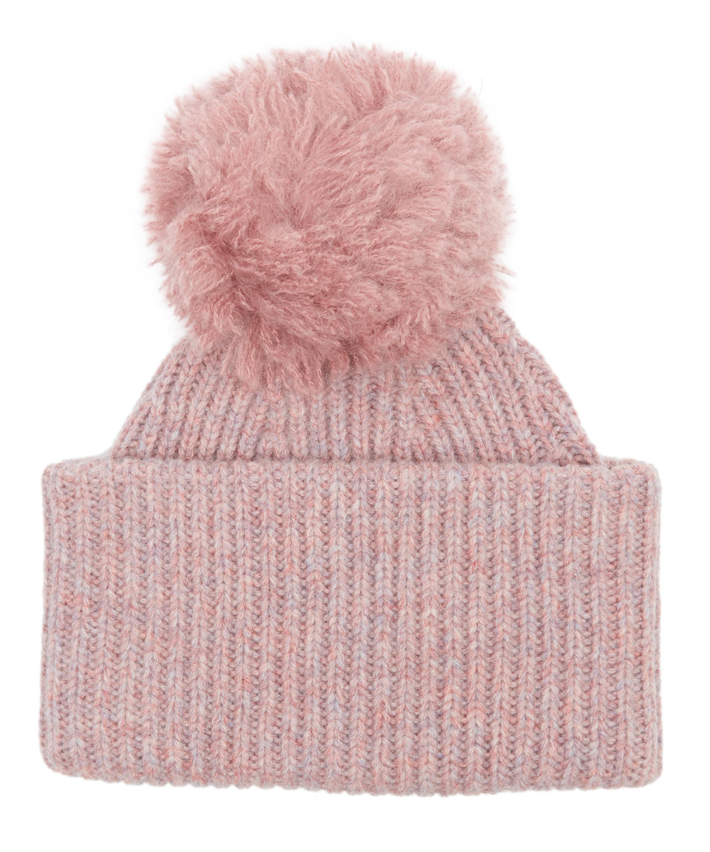 Solia Knitted Pom Pom Hat  9f6668571bd5