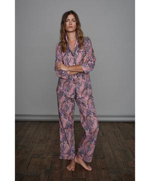 Felix and Isabelle Long Tana Lawn Cotton Pyjama Set