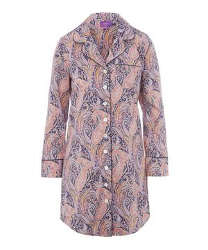 Felix and Isabelle Tana Lawn Cotton Night Shirt