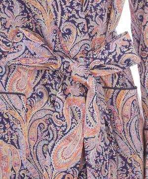 Felix and Isabelle Long Tana Lawn Cotton Robe