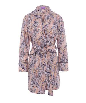 Felix and Isabelle Short Tana Lawn Cotton Robe