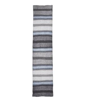Cloud Stripe Scarf
