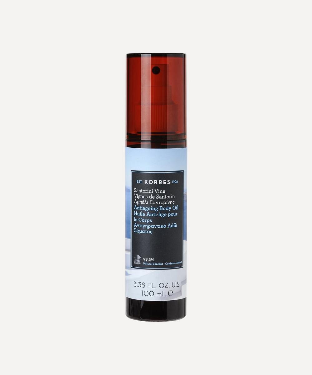 Santorini Vine Anti-Ageing Body Oil 100ml