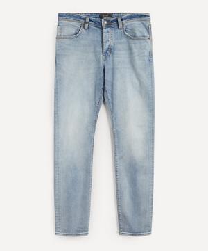 Iggy Skinny Automatic Air Wash Jean