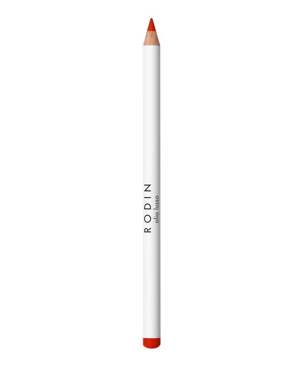 Luxury Lip Pencil in Tough Tomato
