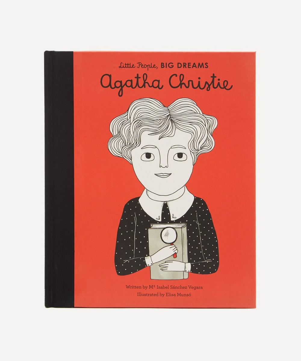 Little People Big Dreams Agatha Christie